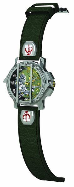 Character Watches STAR140 Boys Star Wars Boba Fett Collectors Watch ** Continue to the product at the image link. (This is an Amazon Affiliate link)