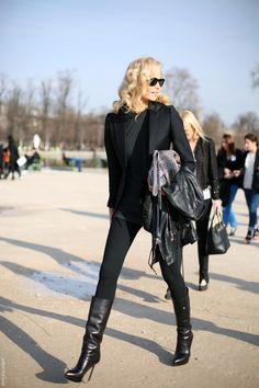 Street Style #Boots