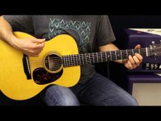 ▶ How To Play - Justin Moore - I Could Kick Your Ass - Acoustic Guitar Lesson - EASY - YouTube