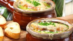 Get The Recipe: Slow Cooker French Onion Soup