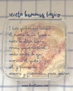 Hummus de colores