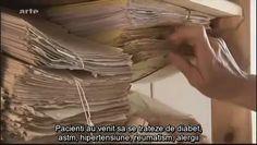 """Le jeûne, une nouvelle thérapie? (2012) Un documentar genial despre post si purificarea prin post, realizat de ARTE France. """"Ce-ar fi dacă tensiunea ar scădea, alergiile şi astmul s-ar manifesta mai blând dacă am ţine post negru cu apa câtva timp? Un documentar ştiinţific ce a fost difuzat pe postul Arte se ocupă de post ca terapie în anumite boli ale lumii moderne. Ancheta desfăşurată arată că metoda poate constitui un remediu miraculos în boli grave precum cancerul. Postul se poate dovedi…"""