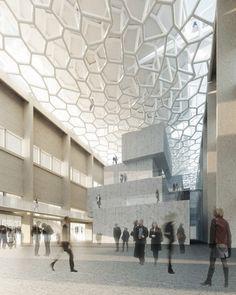 FRAC Dunkerque : L'Escaut Architectures