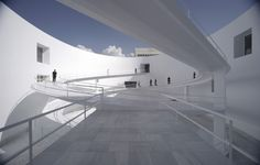 *안달루시아 기념 박물관, 다이나믹 램프 [ Alberto Campo Baeza ] The Ma_Andalucia's Museum of Memory :: 5osA: [오사]