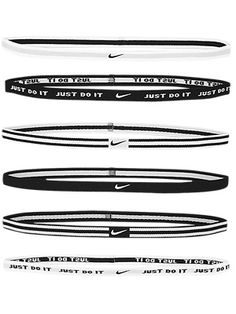 These bands from Nike are a necessity for those of you who need to keep your hair in place! $10.00
