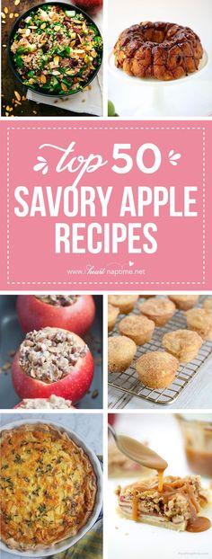 Top 50 Apple Recipes