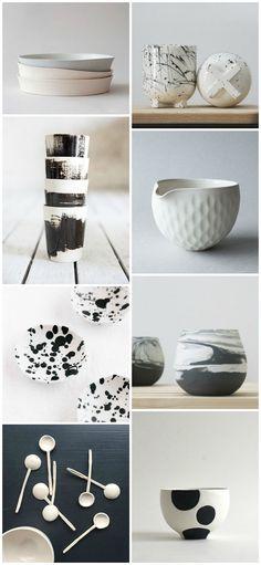 Etsy favs: modern ceramics