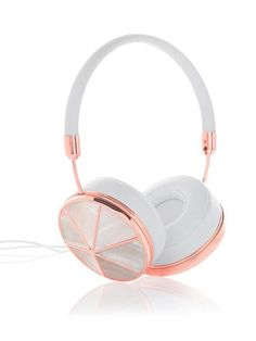 Taylor Headphones by Frends - Add a little bling to your fitness with these gold-plated headphones that deliver perfect sound through all your sets.