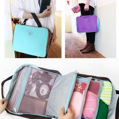 High Qaulity Waterproof Women Shoulder Bags Travel Pouch Portable Luggage & Travel Bags Necessaries For Travel Cheap 2013 New US $13.86