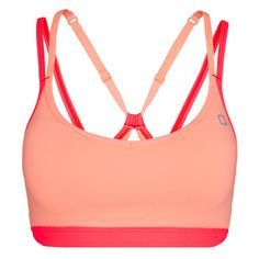Eccentric Bra ($50) ❤ liked on Polyvore featuring sport