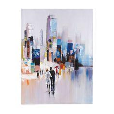 ELK LIGHTING Together I' Oversized Oil On Wall Art