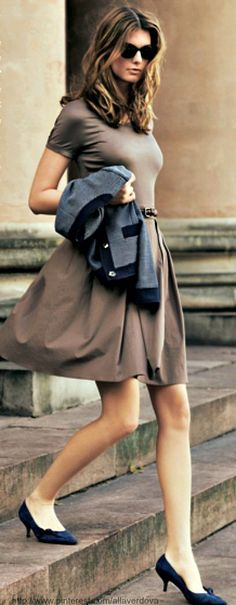 Street style + work outfit i. chez abdul :D Love Fashion, Fashion Beauty, Autumn Fashion, Womens Fashion, Fashion Trends, Lady Like, Looks Style, Work Attire, Dress Me Up