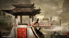 Assassin's Creed Chronicles: China launches today #assassinscreed #chronicles #china #pc #ps4 #xboxone #gaming #news #vgchest