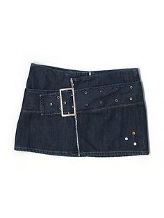 Check it out—Diesel Denim Skirt for $29.99 at thredUP!