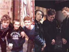 Lip & Carl & Ian Gallagher