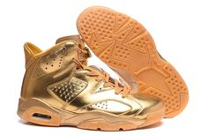 Find 2016 Custom Air Jordan 6 All Gold Plated online or in Nikelebron. Shop Top Brands and the latest styles 2016 Custom Air Jordan 6 All Gold Plated at Nikelebron. Air Jordan Retro, Nike Air Jordan 6, Air Jordan Shoes, Jordan Swag, Jordan Sneakers, Puma Shoes Online, Jordan Shoes Online, Air Jordans, New Jordans Shoes