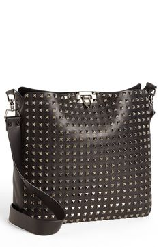 This 'Rockstud' Valentino crossbody is on the wishlist!