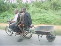 Jokes of all kind!: South African Transport
