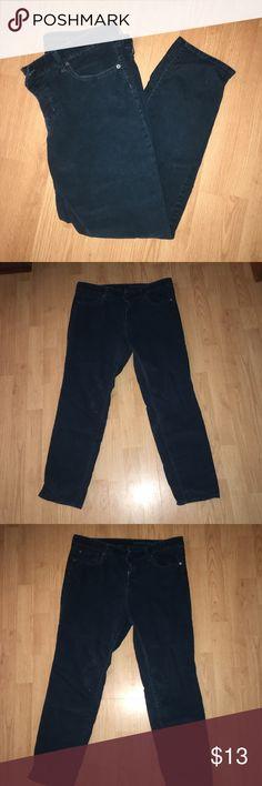 Gap premium skinny corduroy pants Gap premium skinny corduroy pants size 16/ 33R GAP Pants Skinny