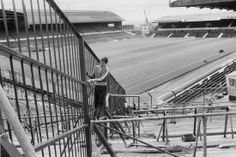 Birmingham City then and now: Old images of St Andrew's blended with images of the stadium today - Birmingham Mail Soccer Skills, Soccer Tips, Countries Around The World, Around The Worlds, Birmingham City Fc, Football Images, Football Stadiums, Football Fans, Football Pictures