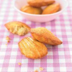 Healthy pudding recipe: Dukan Diet Orange Flower Madeleines