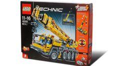 Der größte Lego-Technik Bausatz Die Lust an der Lego-Last