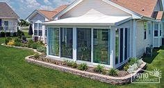 EasyRoom™ Sunroom Kits From Patio Enclosures Are Simply The Easiest Way To  Add Affordable Living Space And Value To Your Home. DIY Sunrooms Come In  Various ...