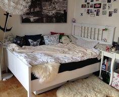 Uwielbiam łóżko
