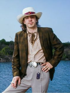Stevie Ray Vaughan, Guitars, Cowboy Hats, Hipster, Style, Fashion, Swag, Moda, Hipsters