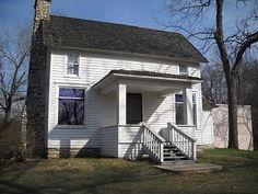 Cottage of: Laura Ingalls Wilder pie cottag