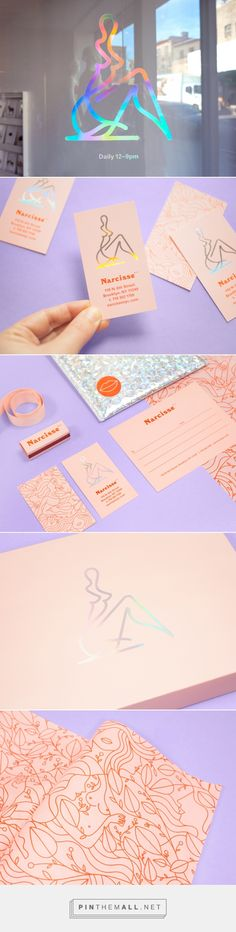 Narcisse Lingerie Shop Branding by Elana Schlenker | Fivestar Branding Agency – Design and Branding Agency & Curated Inspiration Gallery