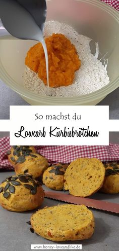 The best lowcarb pumpkin buns ever! Rolls m - Keto Snacks Ideas Low Carb High Fat, Low Carb Keto, Health Snacks, Keto Snacks, Ketogenic Recipes, Low Carb Recipes, Homemade Pumpkin Puree, Health Breakfast, Keto Dinner