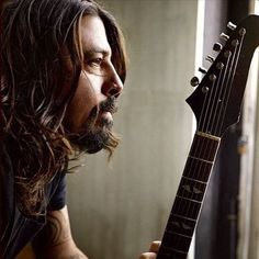 Dave Grohl. Pretty much amazing.