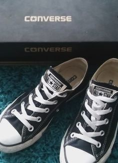 SPRZEDADAM, rozmiar 36!! :)   http://www.vinted.pl/damskie-obuwie/obuwie-sportowe/15286109-converse-czarne-prawie-nowe-rozmiar-36