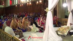 Sikh Priest for Anand Karaj Destination Sikh Weddings Sikh Wedding, Wedding Ceremony, Destination Wedding, Anand Karaj, Riviera Maya, Priest, Caribbean, Weddings, Celebrities