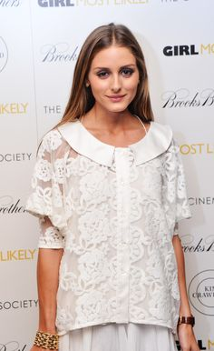 Olivia Palermo at Girl Most Likely Screening in NYC