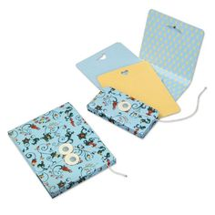 Sizzix - Where Women Cook Collection - Bigz L Die - Matchbook Notebook