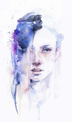 the water workshop I Art Print by Agnes-cecile | Society6