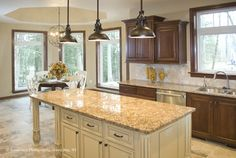 Spring Parade Iron Horse Way - traditional - kitchen - other metro - Radue Homes Inc.