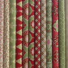 HOLIDAY BOUQUET by Amanda Murphy for Blend Fabrics