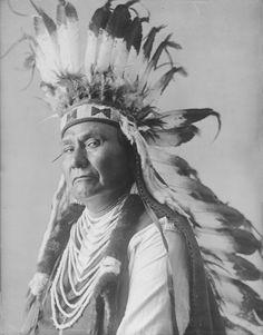 L'esprit des Indiens d'Amérique Vol-1 Les grands chefs Indiens