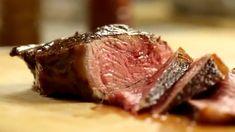 Steak_Video kurzy vaření Jídlo je vášeň