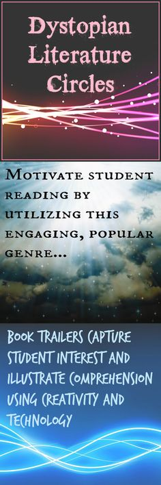 Dystopian literature is an engaging genre that has motivated readers who were reluctant to pick up and enjoy a book. This unit capitalizes on the popularity of this genre while getting students in your class to read and enjoy a novel while using the literature circle method for comprehension, discussion, and structure.