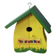 Bird House - starting from 5.75 Euro per piece! http://www.restposten.de/article-11981329.html
