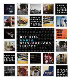 Romio: A NYC Neighborhood Guide