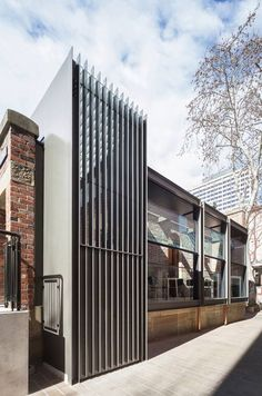 Former Rocks Police Station by Welsh + MajorInspirationist | Inspirationist