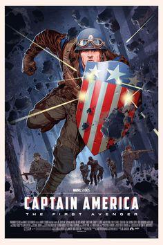 Divulgadas artes incríveis de Capitão América e Homem-Formiga para a Comic-Con! - Legião dos Heróis