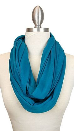 This scarf would be great for those cool, casual days #shopbluedoor  Super SOFT t-shirt scarf. www.shopbluedoor.com