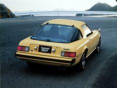 Mazda RX-7 1980