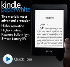 Kindle Paperwhite - Touch Screen Ereader with Built-In Light $119    Check it out at: Techgagets.com  /index.php?page=360261